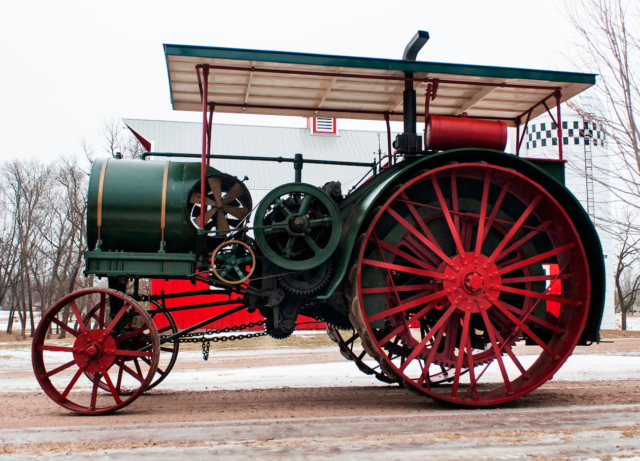 Aultman and Taylor 30-06 tractor