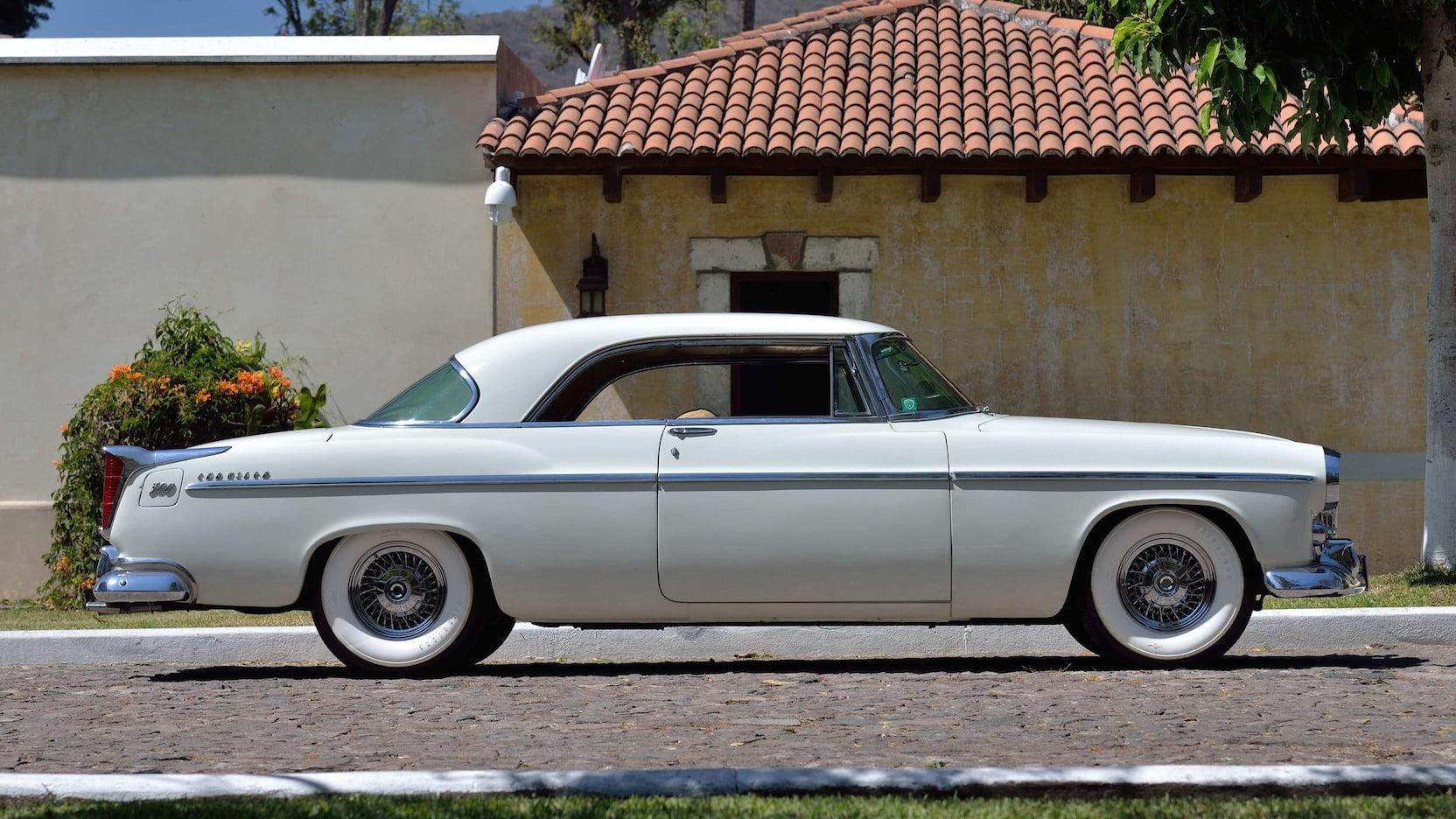 Chrysler C-300 automobile muscle car