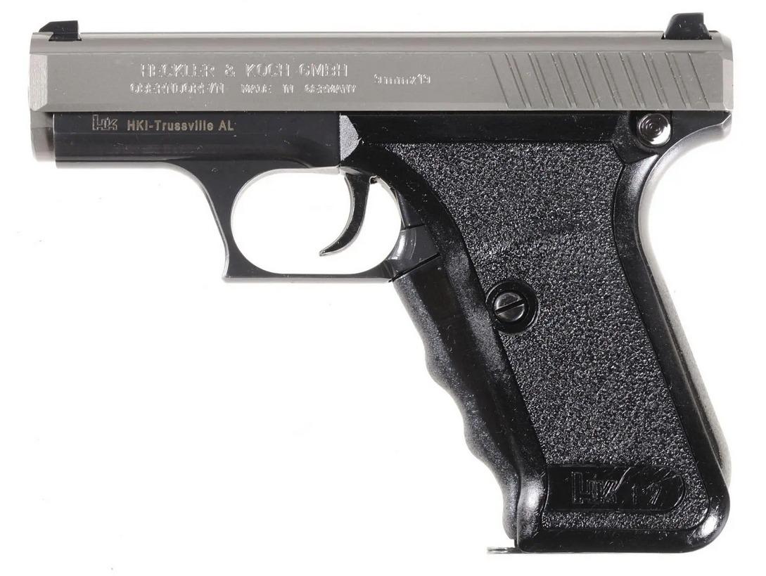 Hecker&Koch P7 pistol