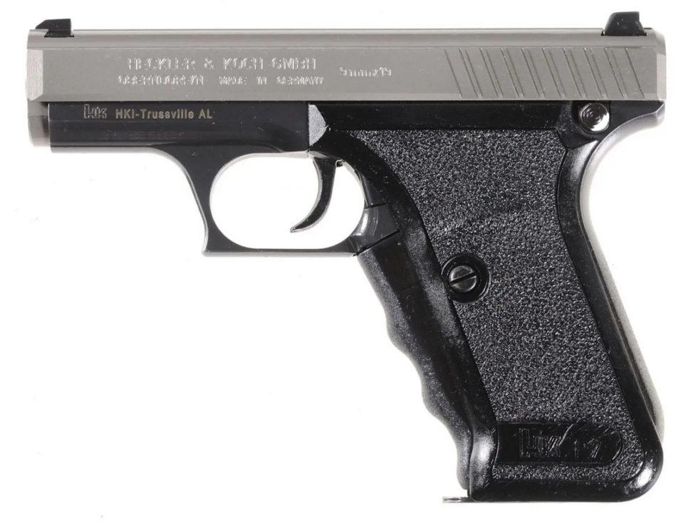 Heckler & Koch P7 pistol