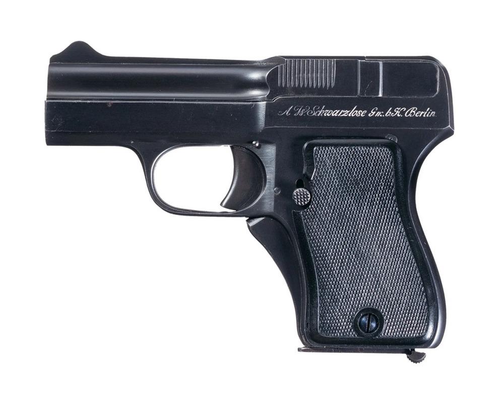 Schwarzlose M1908 pistol