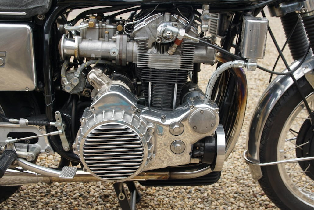 Münch Mammoth 1200TTS motorcycle engine superbike