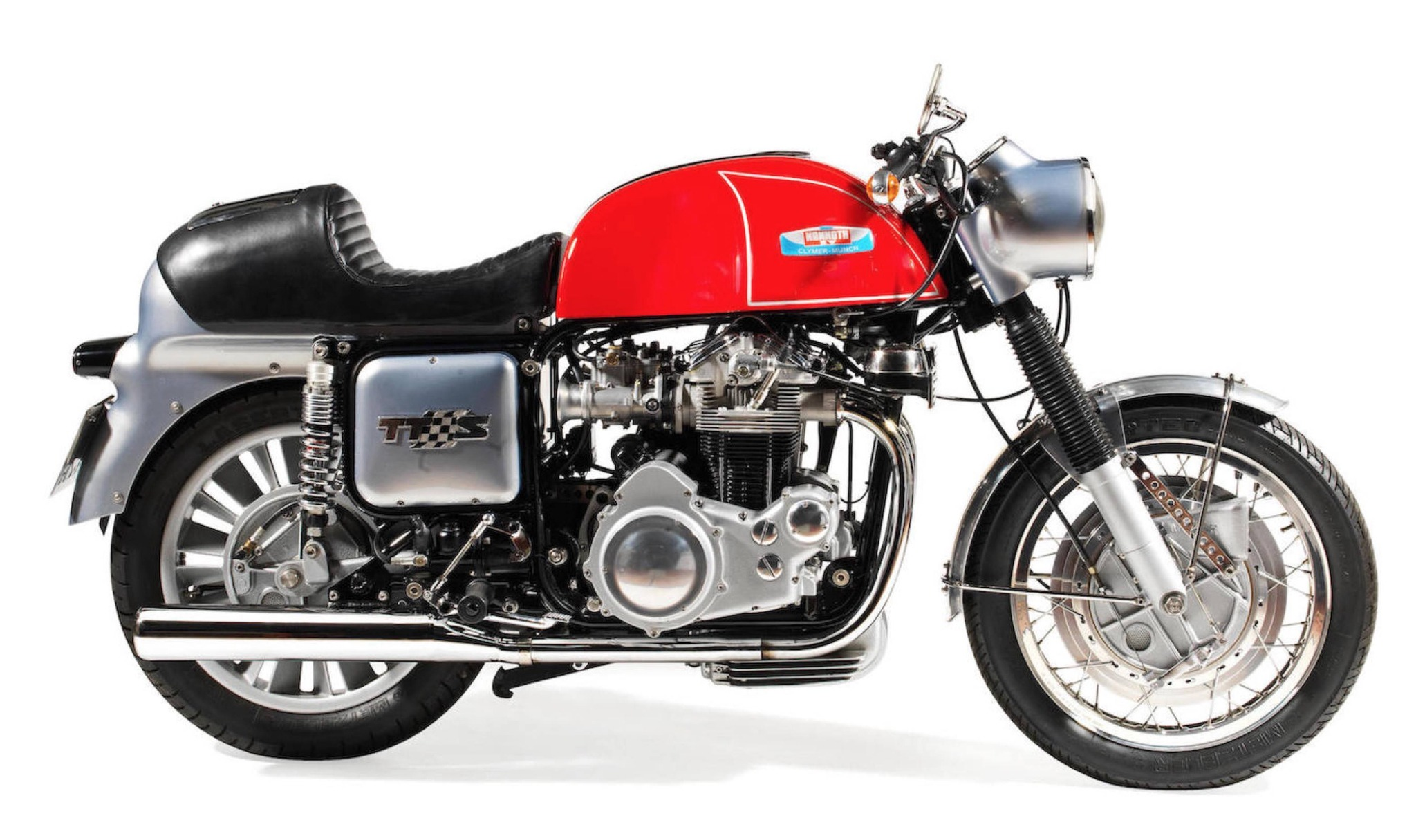 Clymer-Münch Mammoth 1200TTS