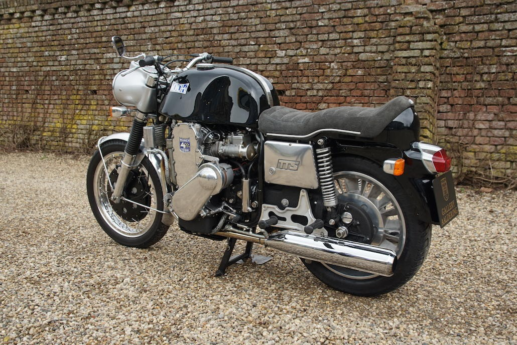 1971 Münch Mammoth 1200 TTS motorcycle