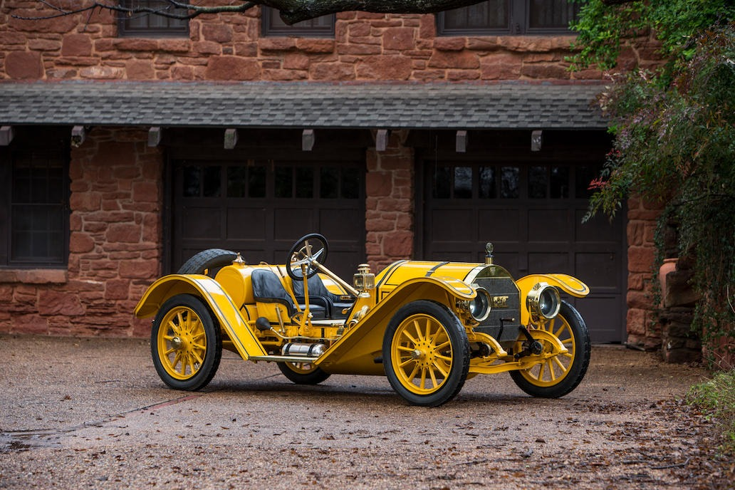 Mercer Type 35J Raceabout