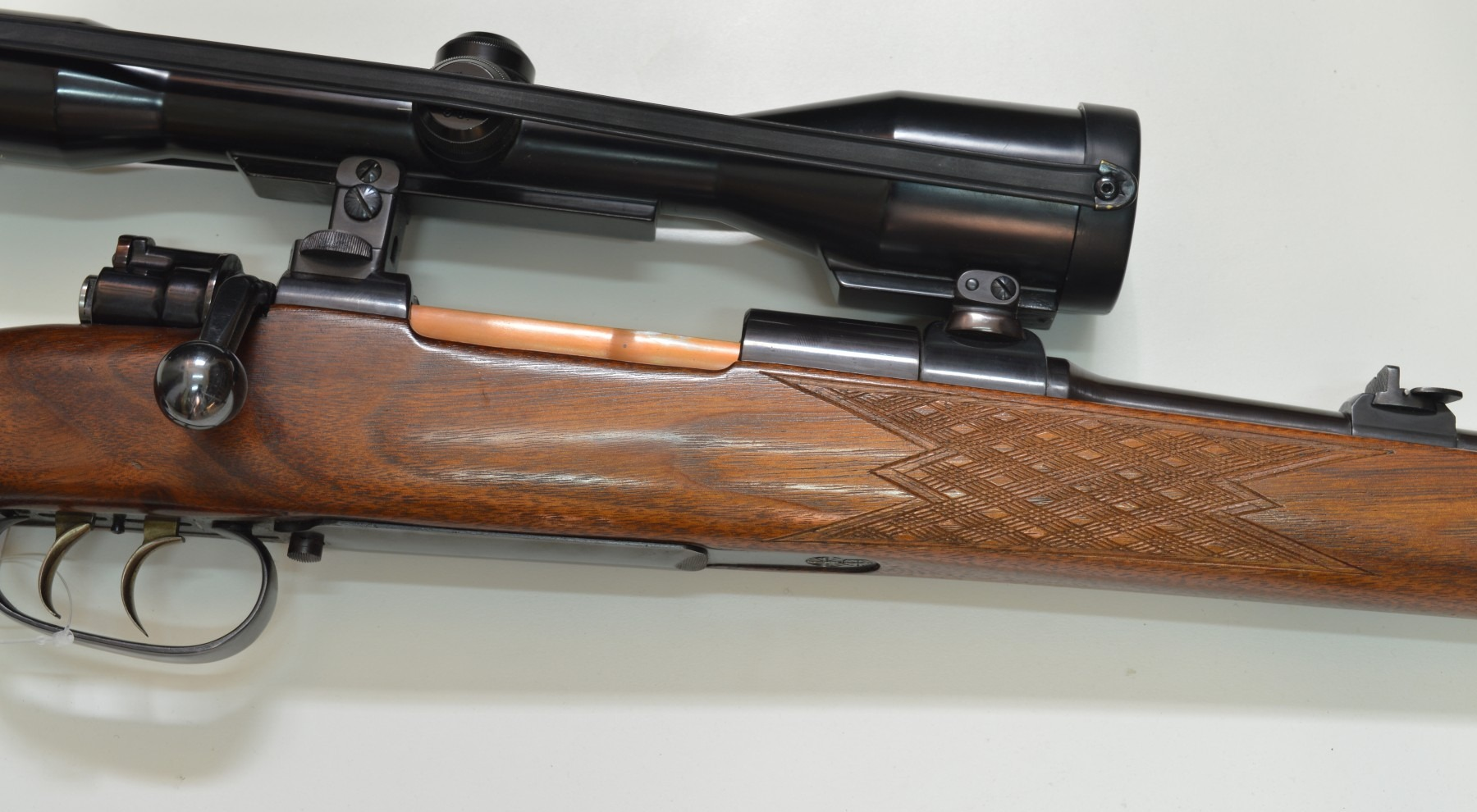 Mauser M98 sporting rifle 7x66SE