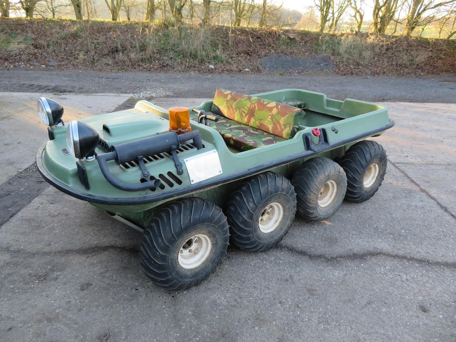 Crayford Argocat All-Terrain Vehicle