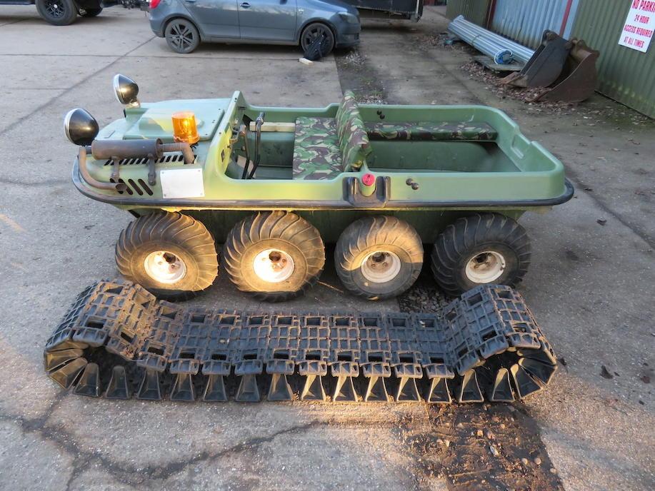 Crayford Argocat All-Terrain Vehicle