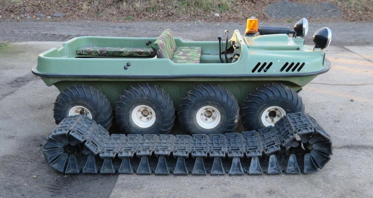 Crayford Argocat All-Terrain Vehicl
