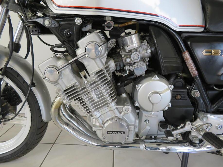 Honda CBX1000Z motorcycle