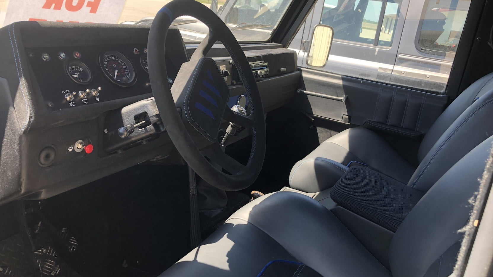 Santana Land Rover