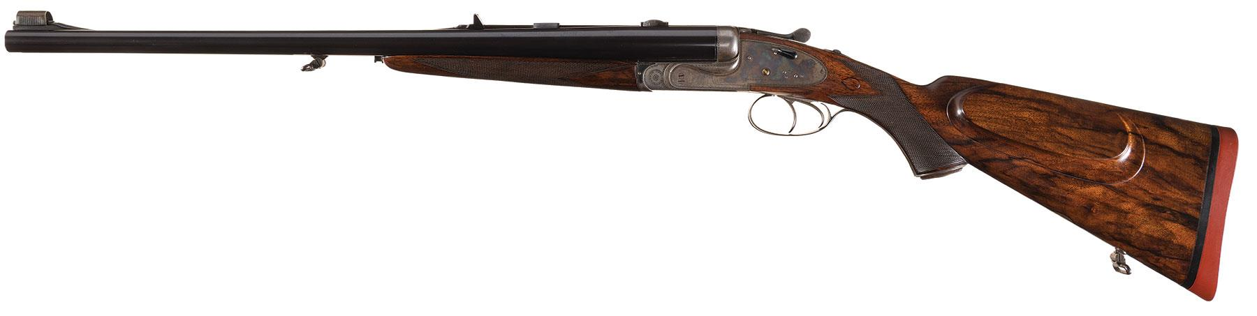 Holland and Holland dangerous game sporting rifle