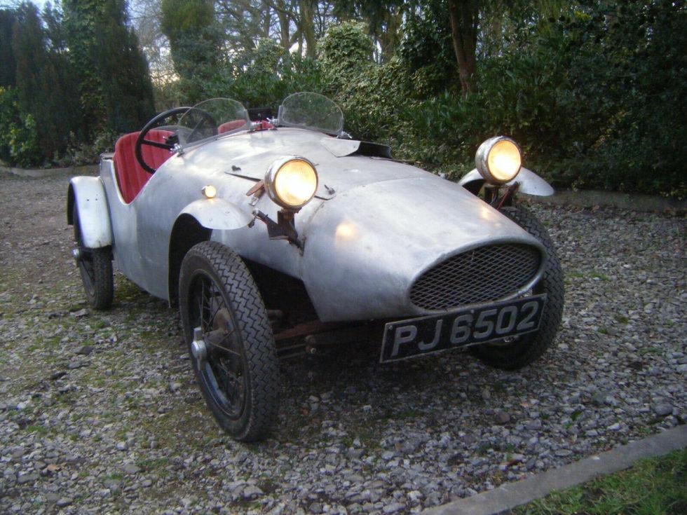 Austin Seven Sportsman Special 1932 Project