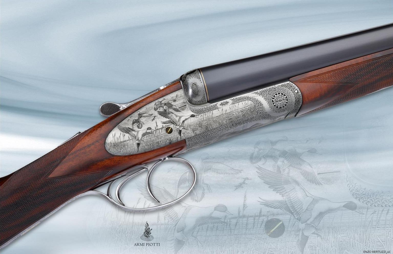 Piotti Monaco shotgun