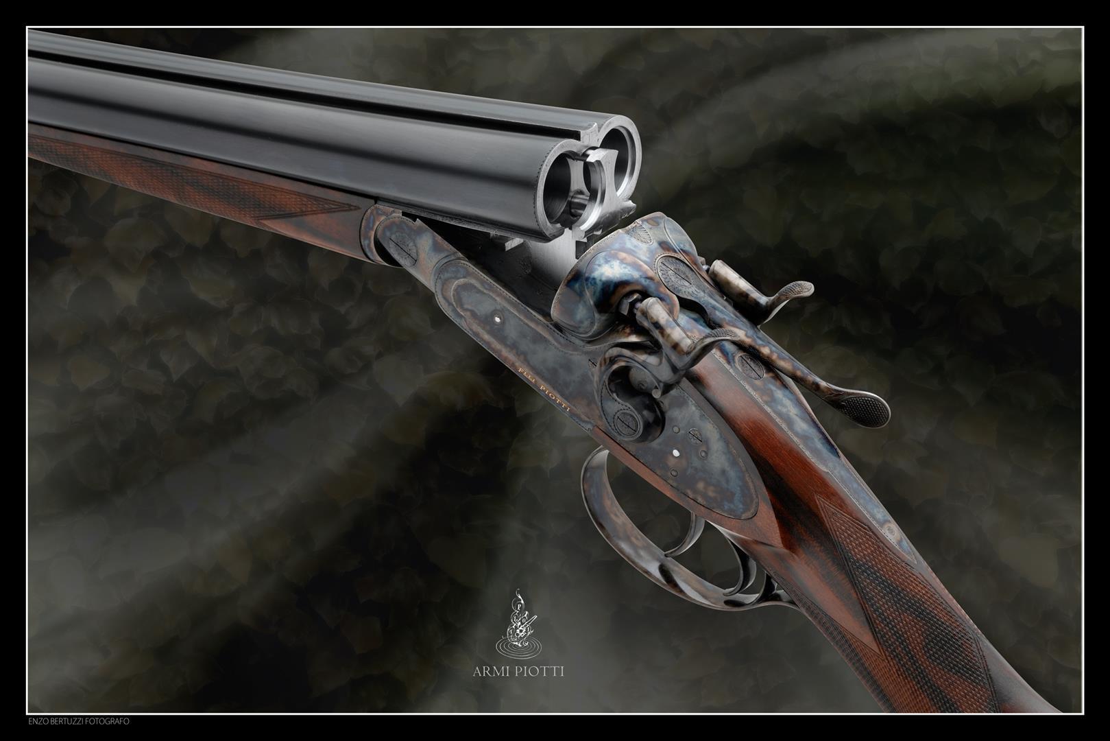 Piotti hammer shotgun