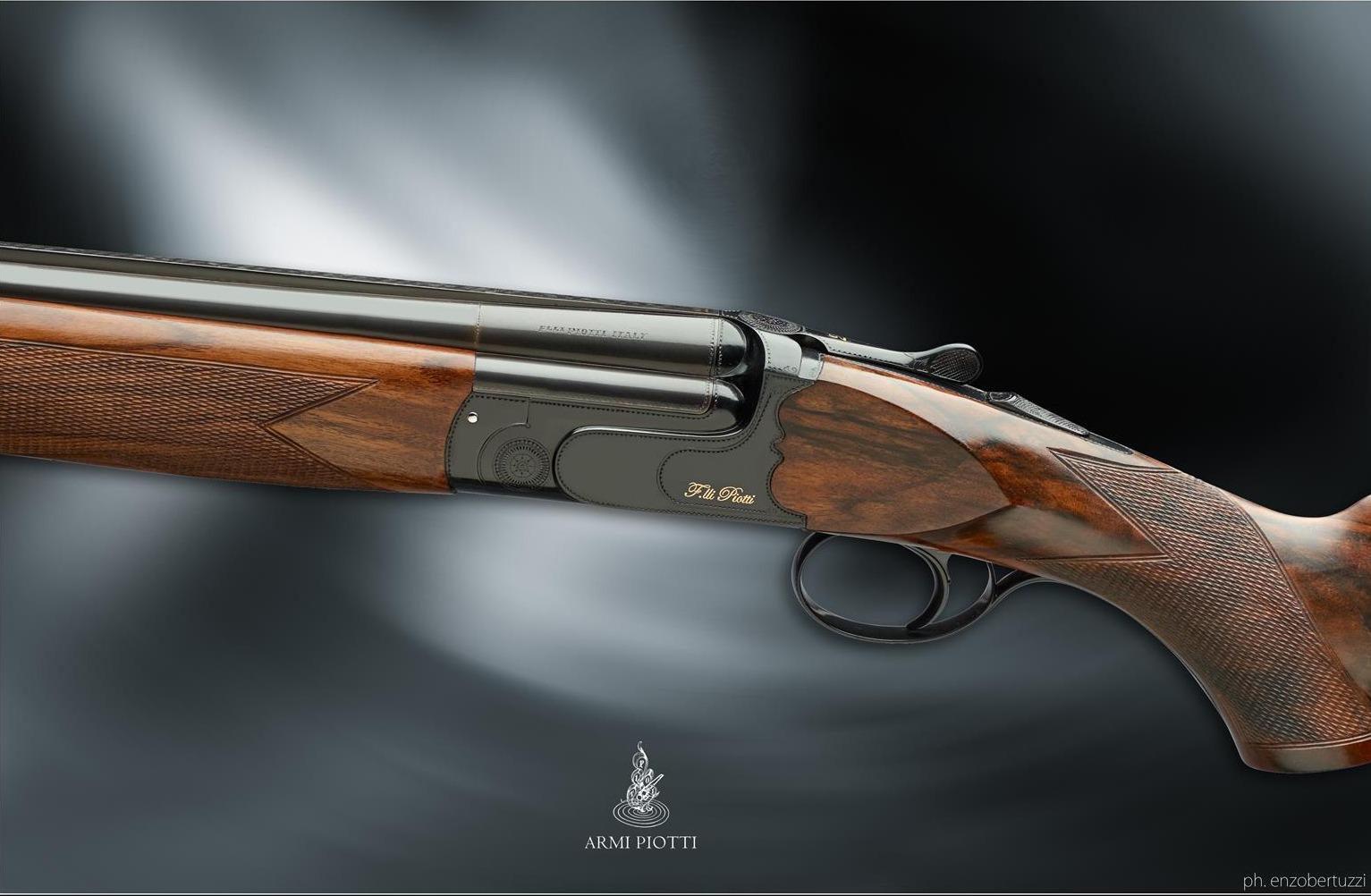 Piotti sporting shotgun