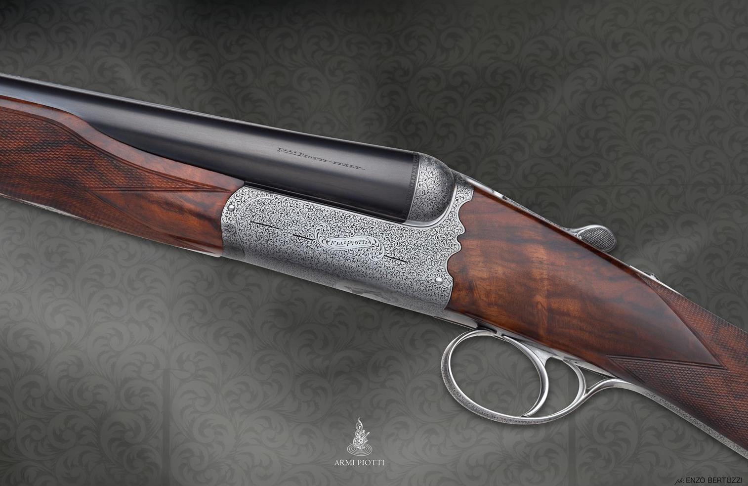 Piotti BSEE shotgun