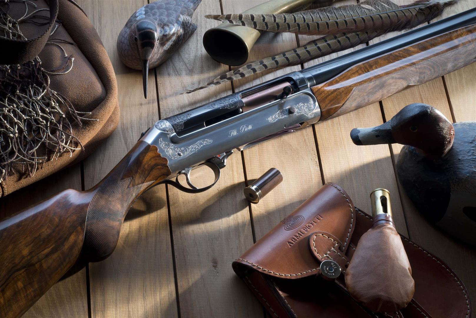 Piotti Benelli shotgun