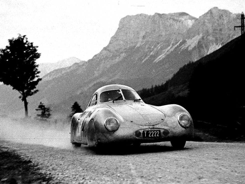 The Porsche Type 64