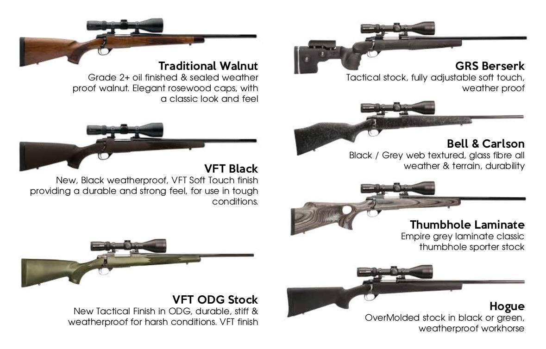 The Empire Rifle Webley & Scott