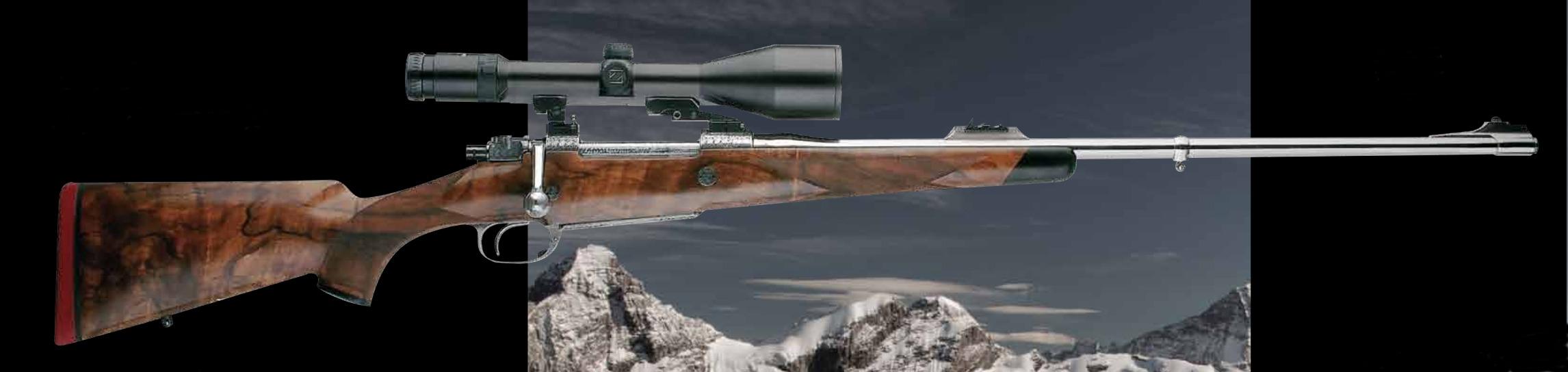 Grulla Armas bolt action sporting rifle