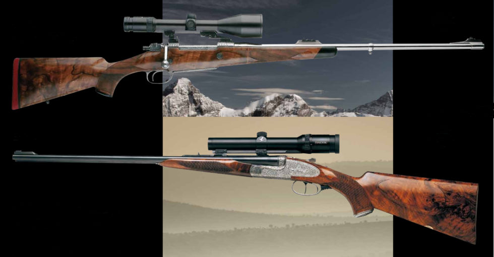 Grulla Armas sporting rifles