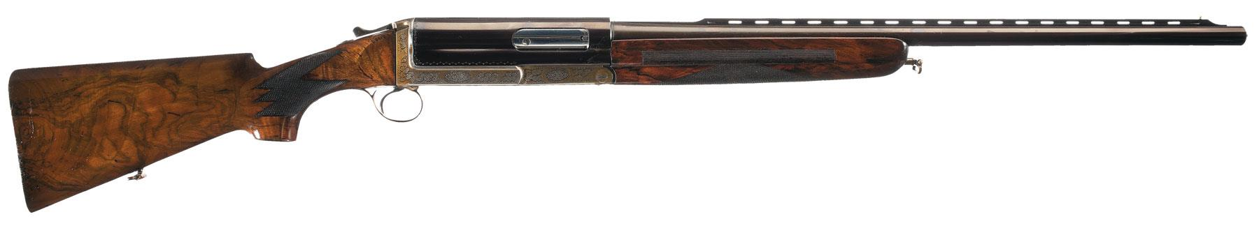 Cosmi semi automatic shotgun