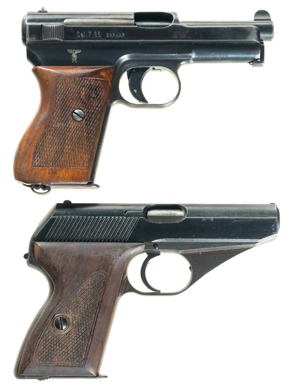 Mauser M1934 Mauser HSC