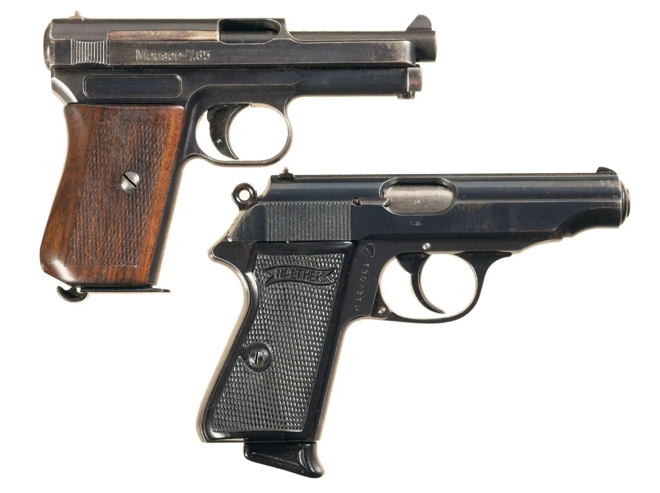 Mauser automatic pistol Walther PPK