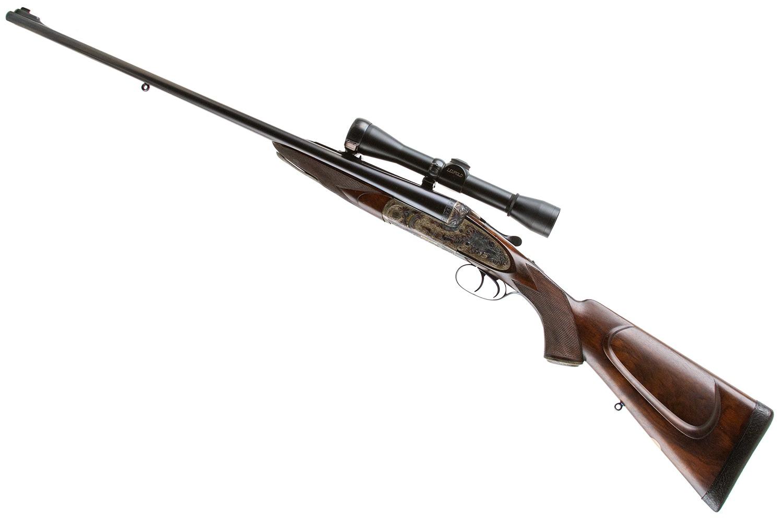 Rodda double rifle