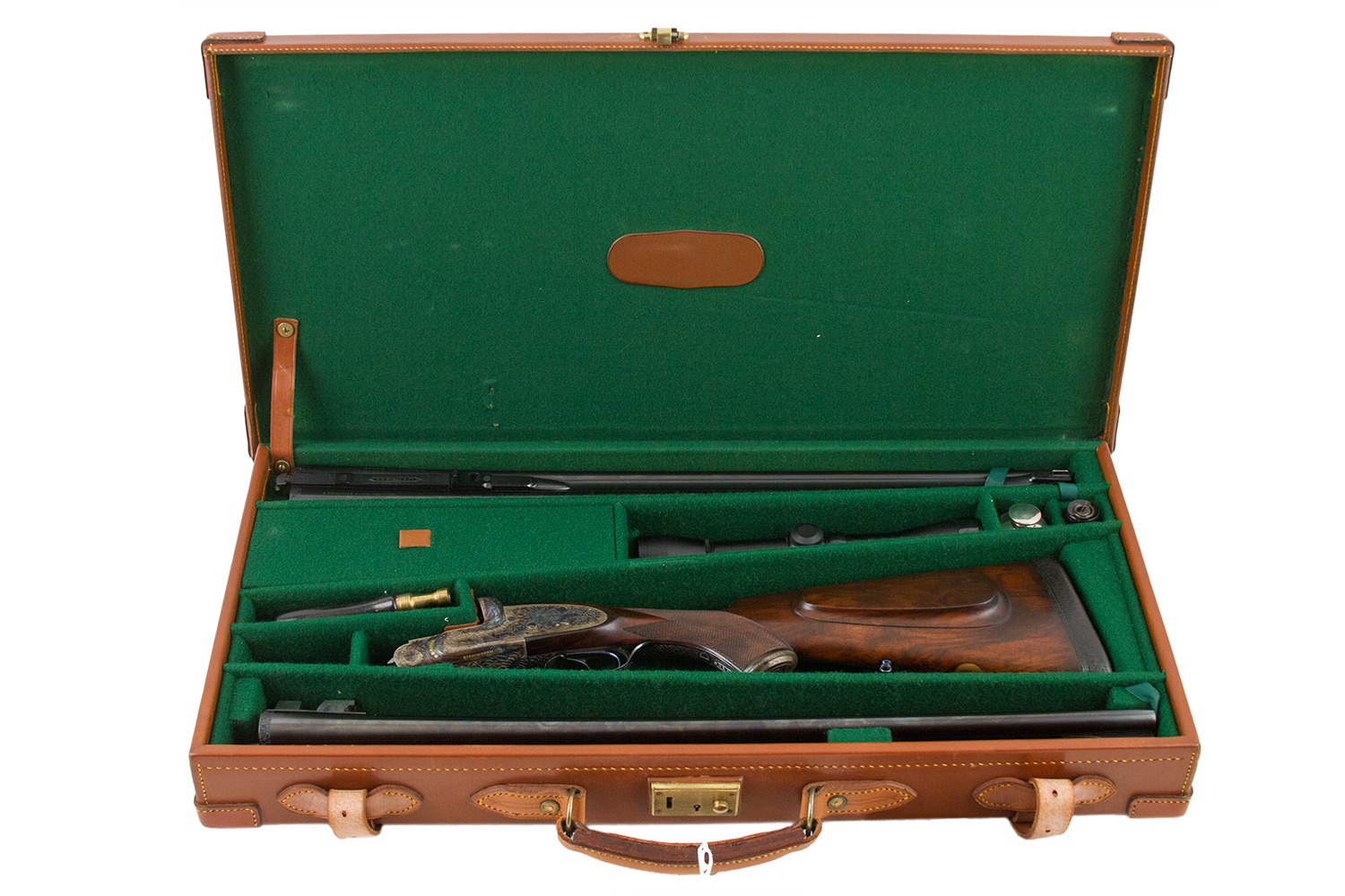 Rodda double rifle