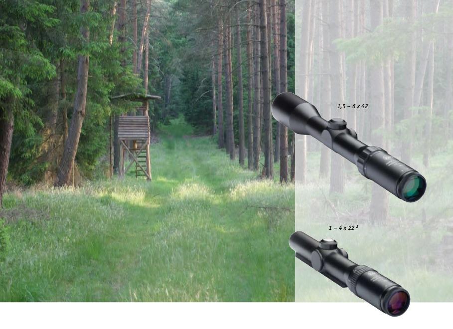 Kaps Classic Line Riflescopes