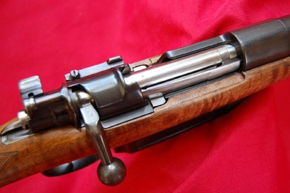 Westley Richards Magnum Express sporting rifle action