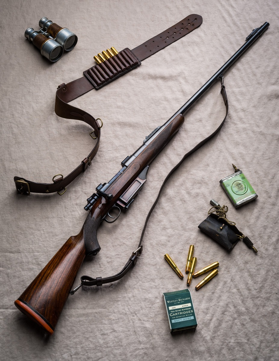 Westley Richards Magnum Express sporting rifle
