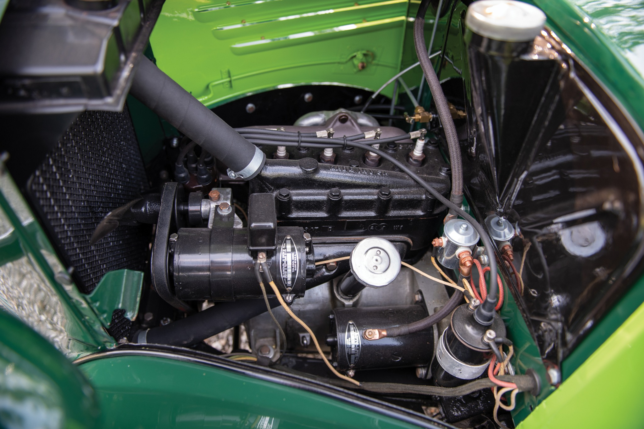 American Bantam engine