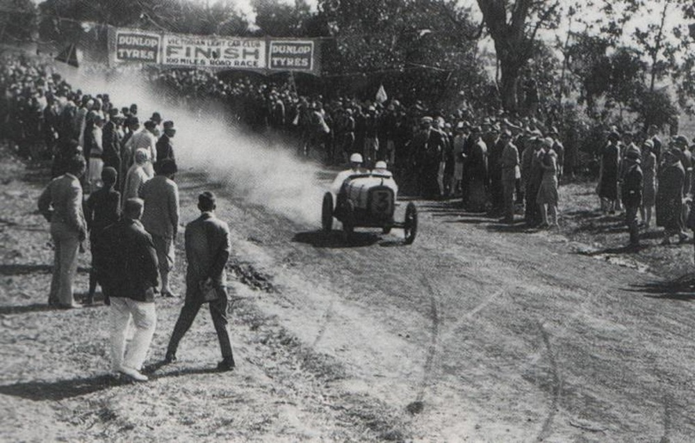 Austin7 racing Australian Grand Prix