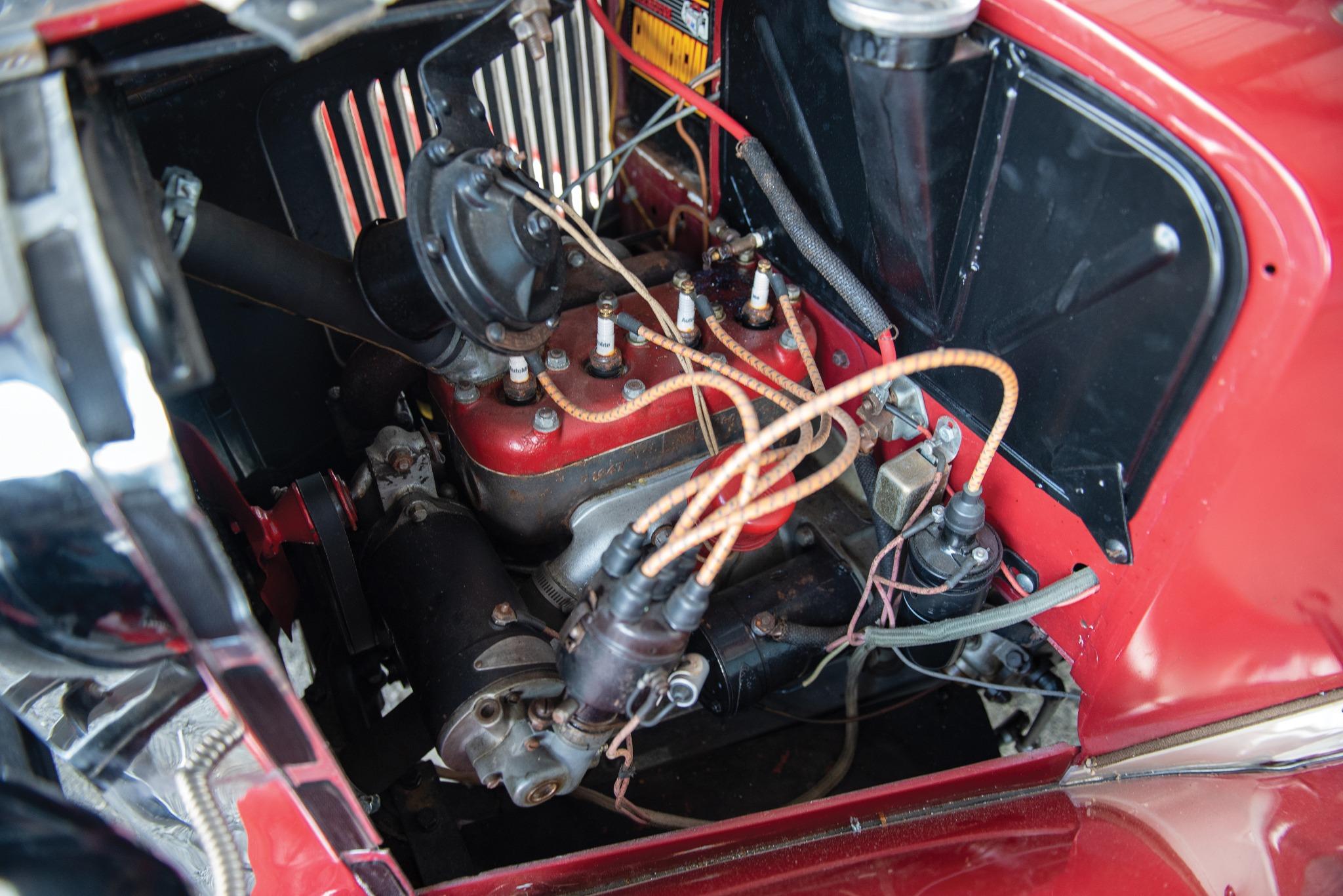 American Austin Engine