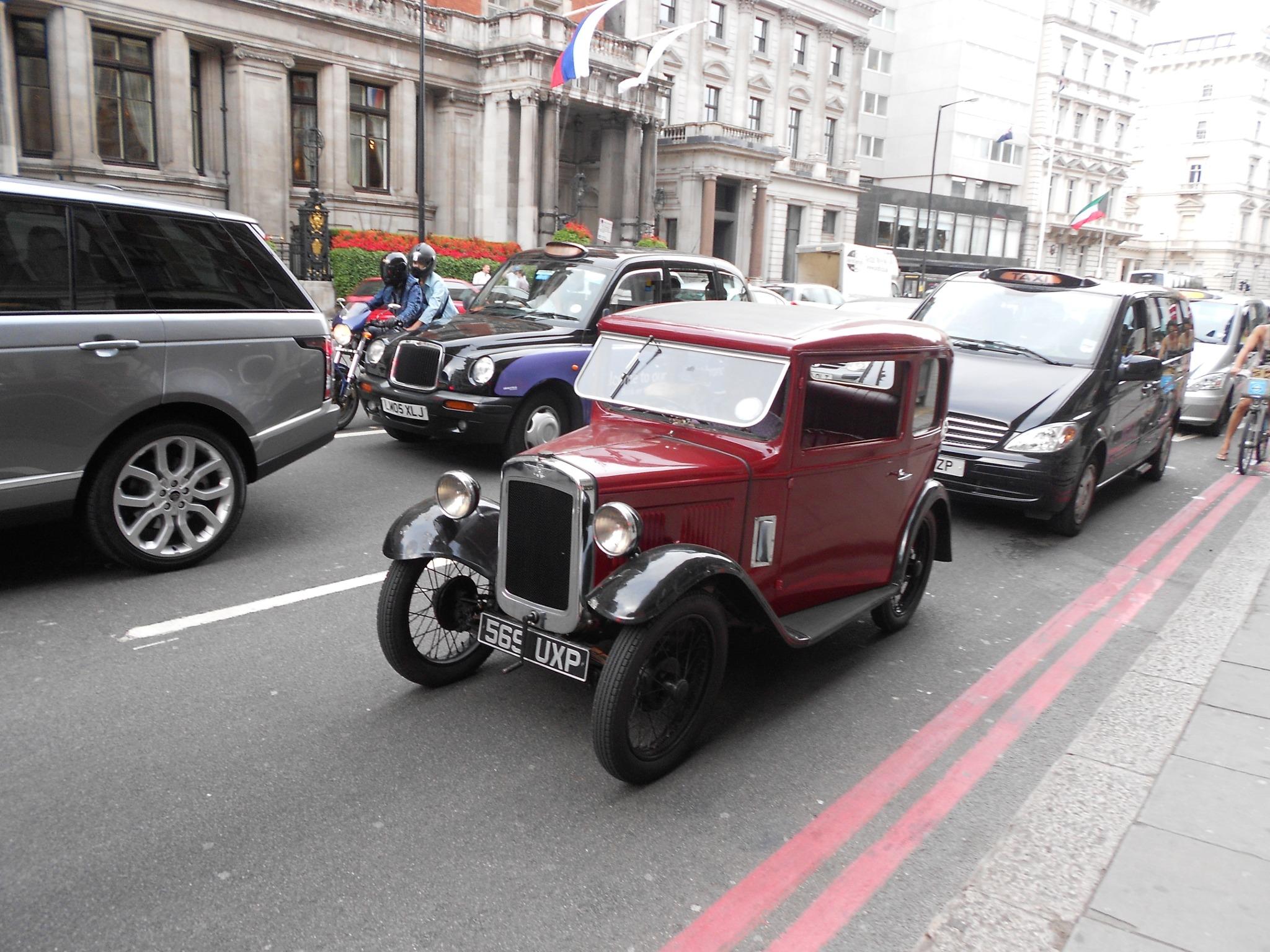Austin Seven car