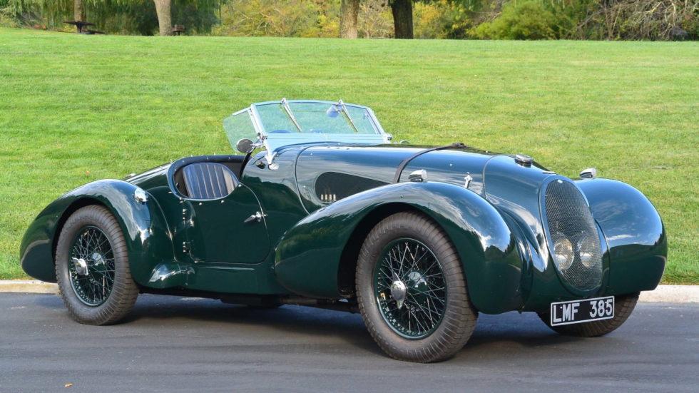 Aston Martin Type C