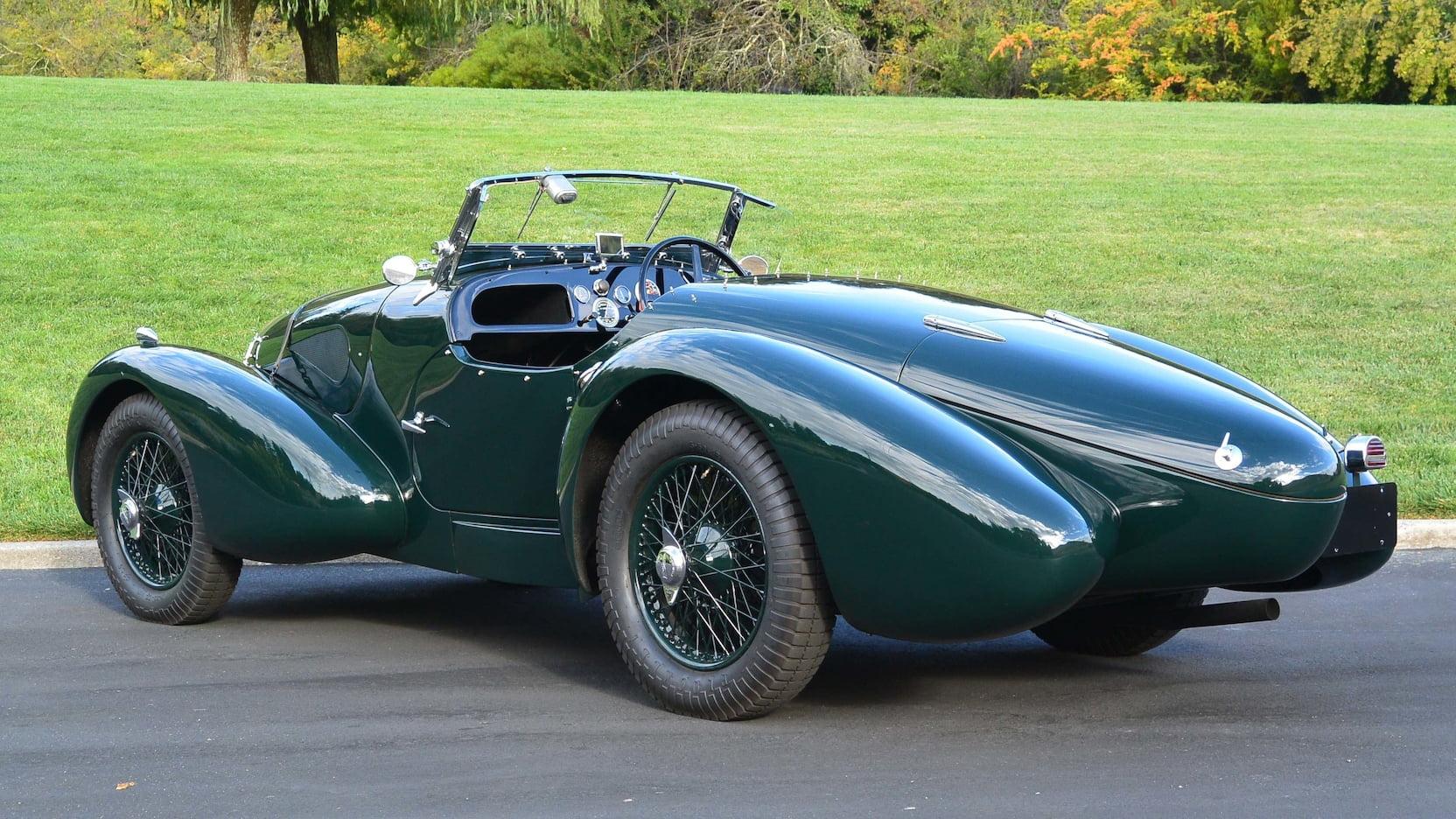 Aston Martin Type C Speed model