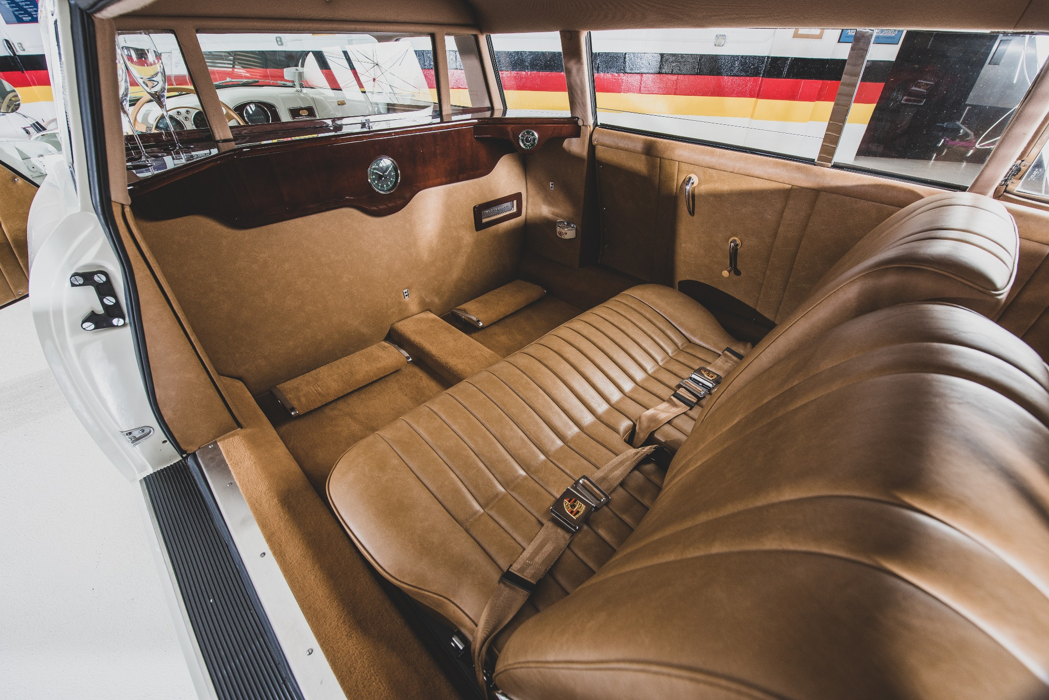 Porsche 356 custom limousine