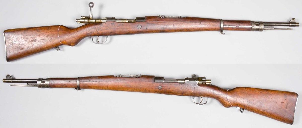 Zastava M24 Mauser M1898 military rifle