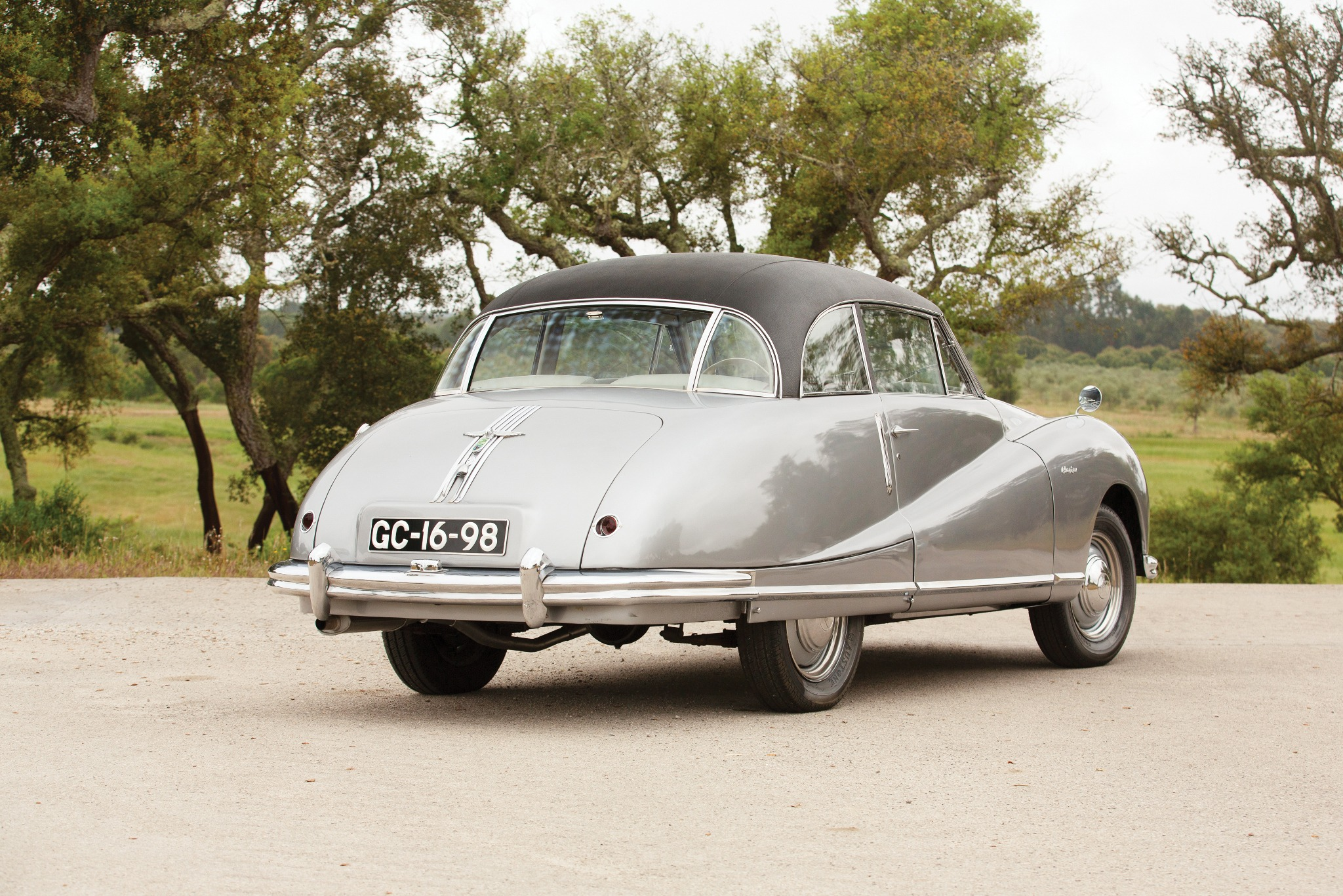 Austin A90 Atlantic coupe