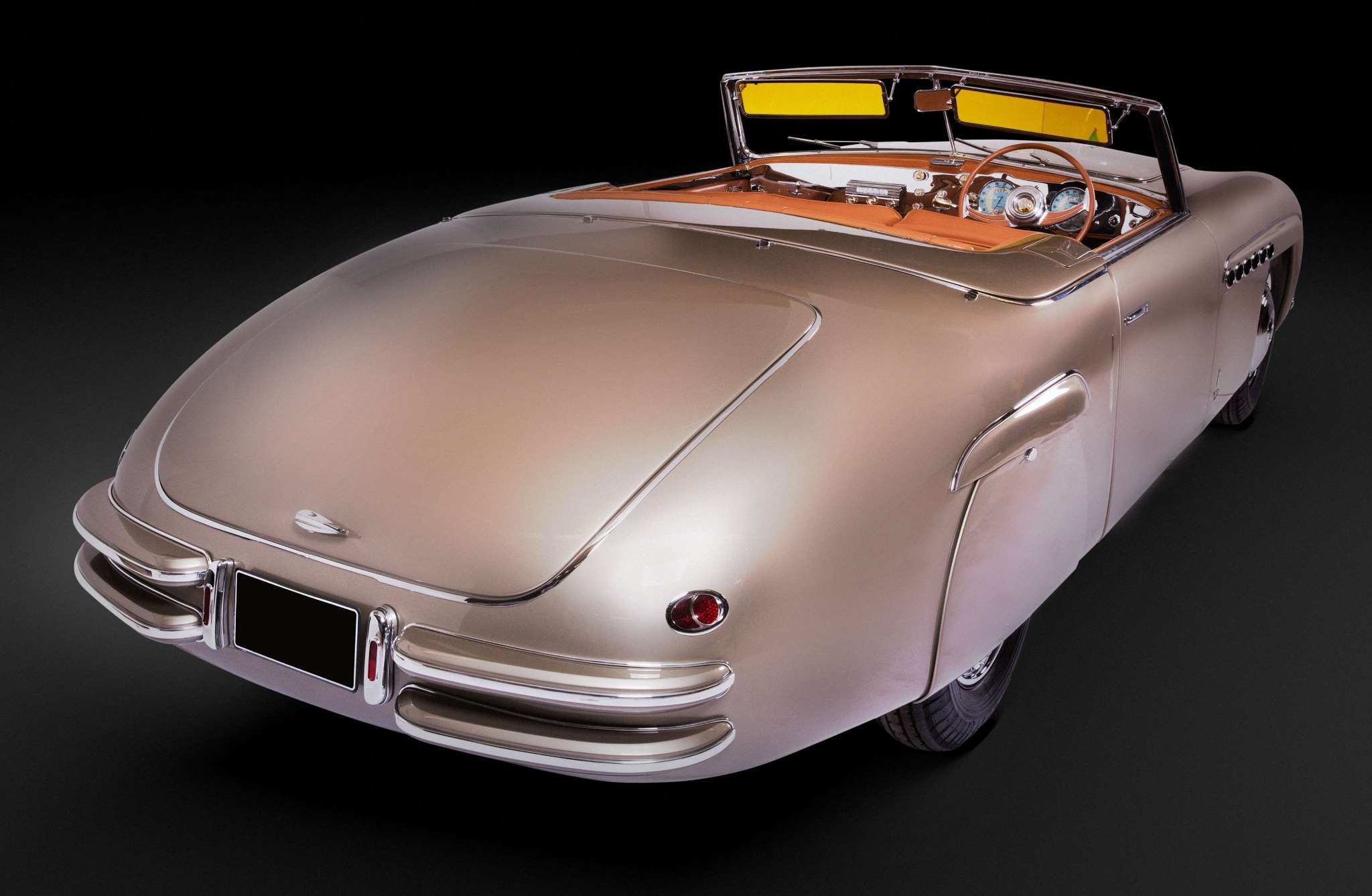Pinin Farina Alfa Romeo 2500 cabriolet anti salon