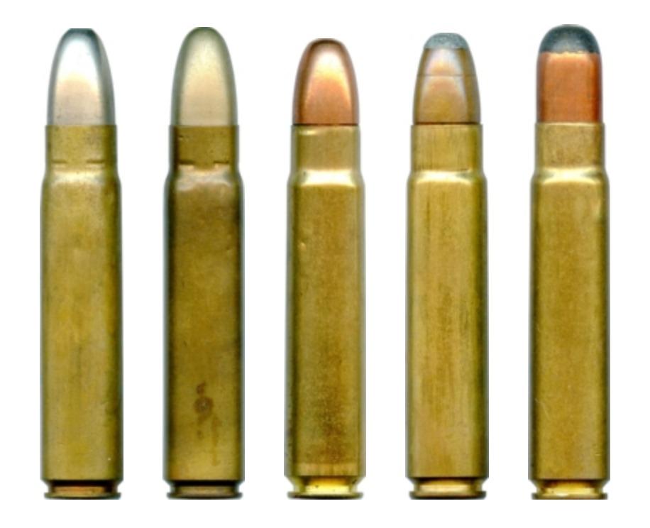Jeffery and Schuler big game rifle cartridges