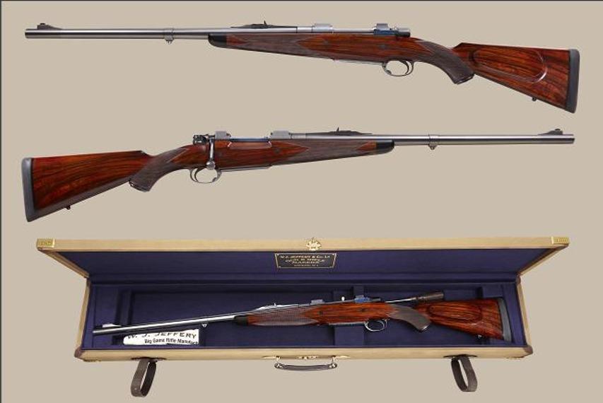 Jeffery big game rifles