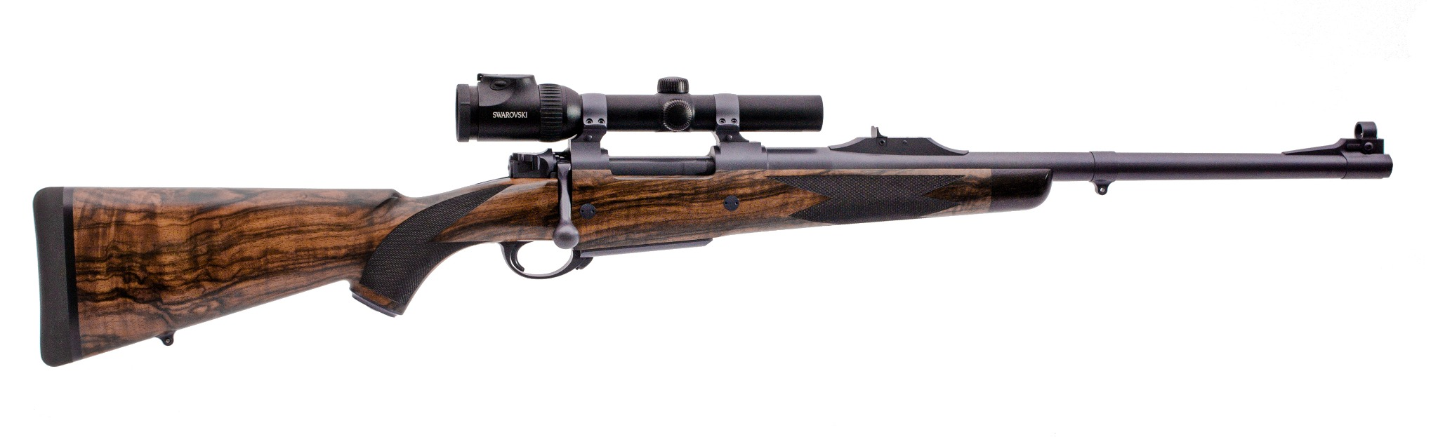 Ryan Breeding custom dangerous game rifle