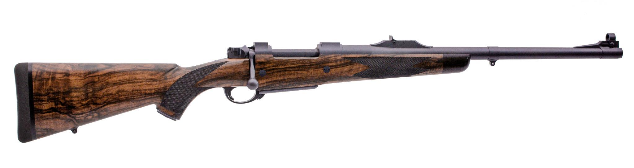 Ryan Breeding Jeffery dangerous big game rifle