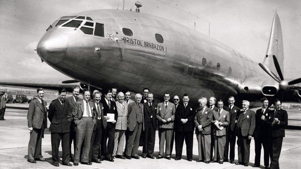 Bristol Brabazon First Wide Bodied Airliner
