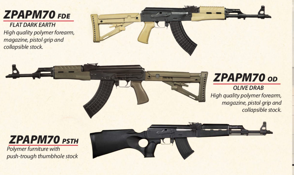 Zastava Arms sporting rifles